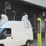 contemporary-art-basel-volta-show-ghost-car-manfred-kielnhofer
