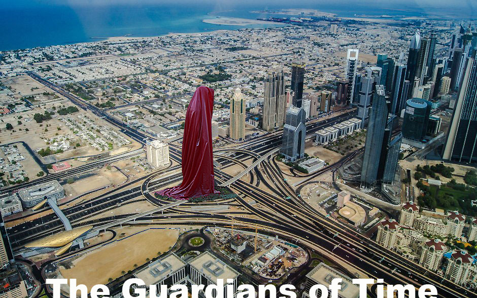 dubai-art-design-architecture-sheikh-monk-guardians-of-time-sculpture-tower-hous-of-art-manfred-kielnhofer-kili