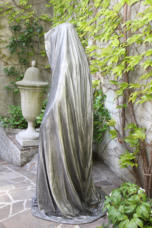 Gartenskulpturen Metall Modern