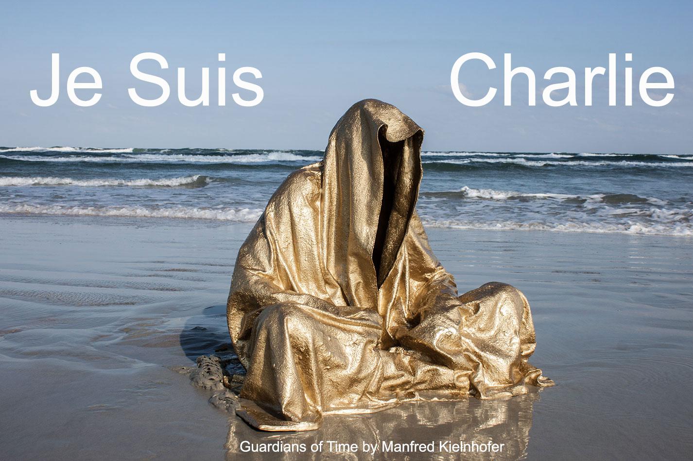 Je-Suis-Charlie-freedom-of-speech-guardians-of-time-manfred-kili-kielnhofer-contemporary-fine-art-modern-arts-design-antiques-sculpture-5207